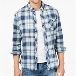 Men's Quicksilver Flannel